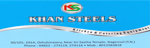 Khan Steels